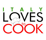 Italy Loves to cook | Cooking Umbria Logo